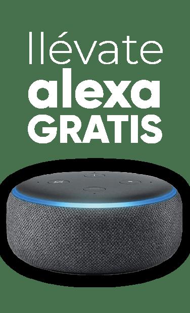 Sorteo Alexa